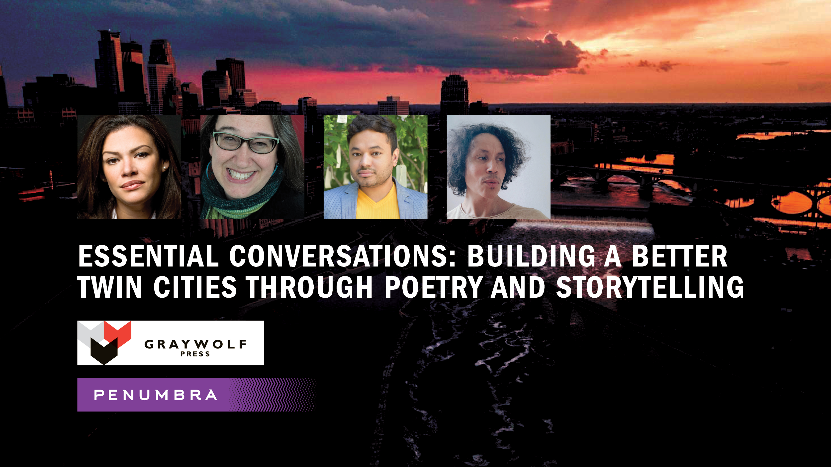 Essential Conversations: Building a Better Twin Cities through Poetry and Storytelling