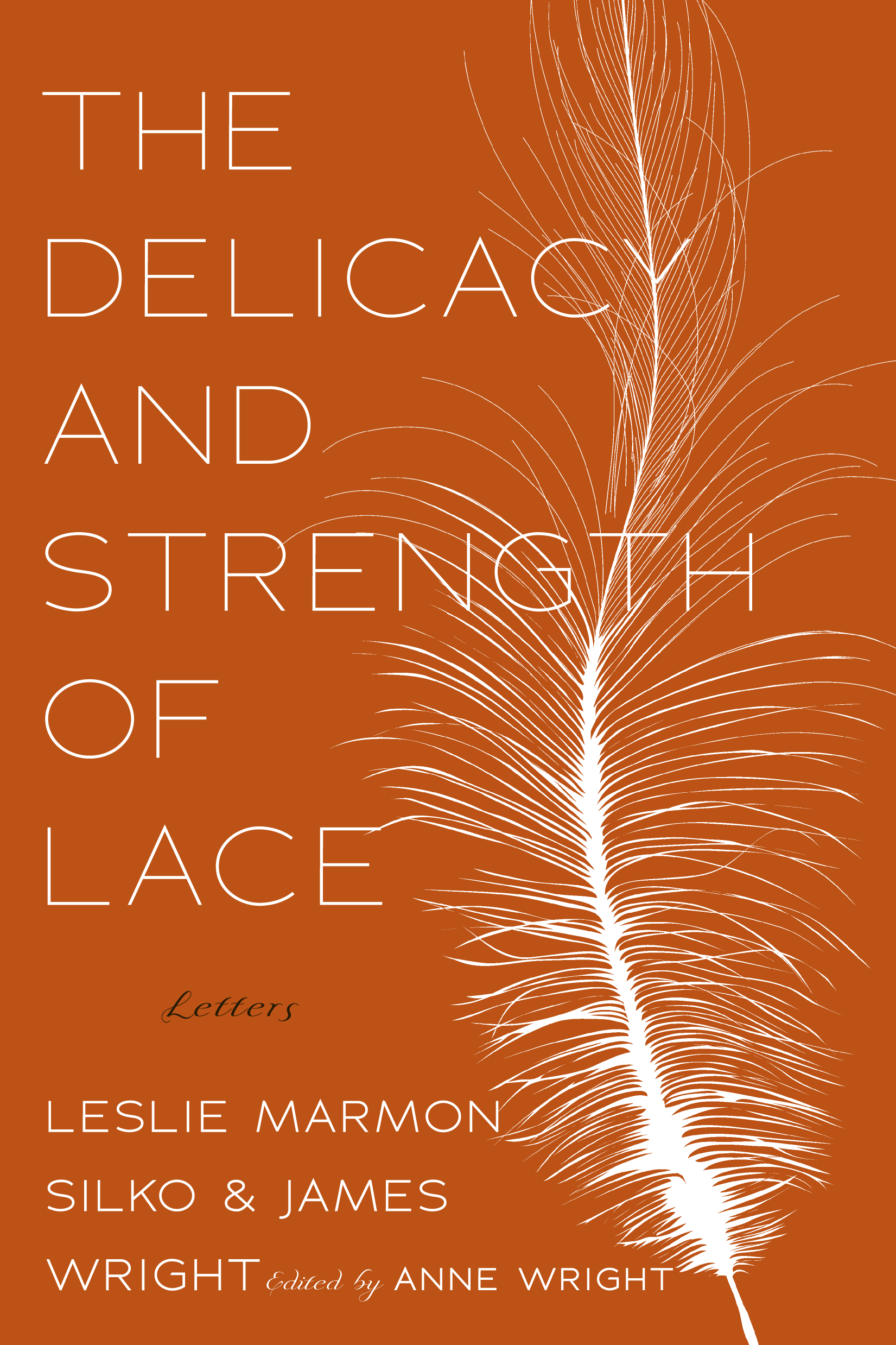 The Delicacy And Strength Of Lace Graywolf Press