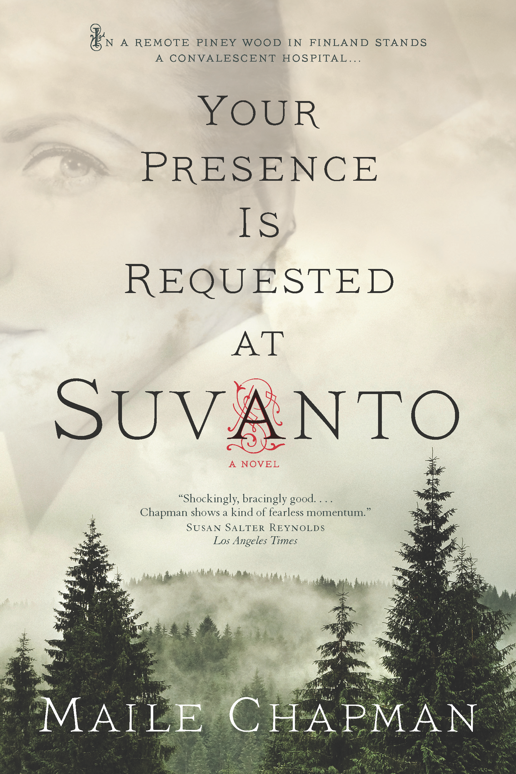 Your Presence Is Requested at Suvanto   Graywolf Press