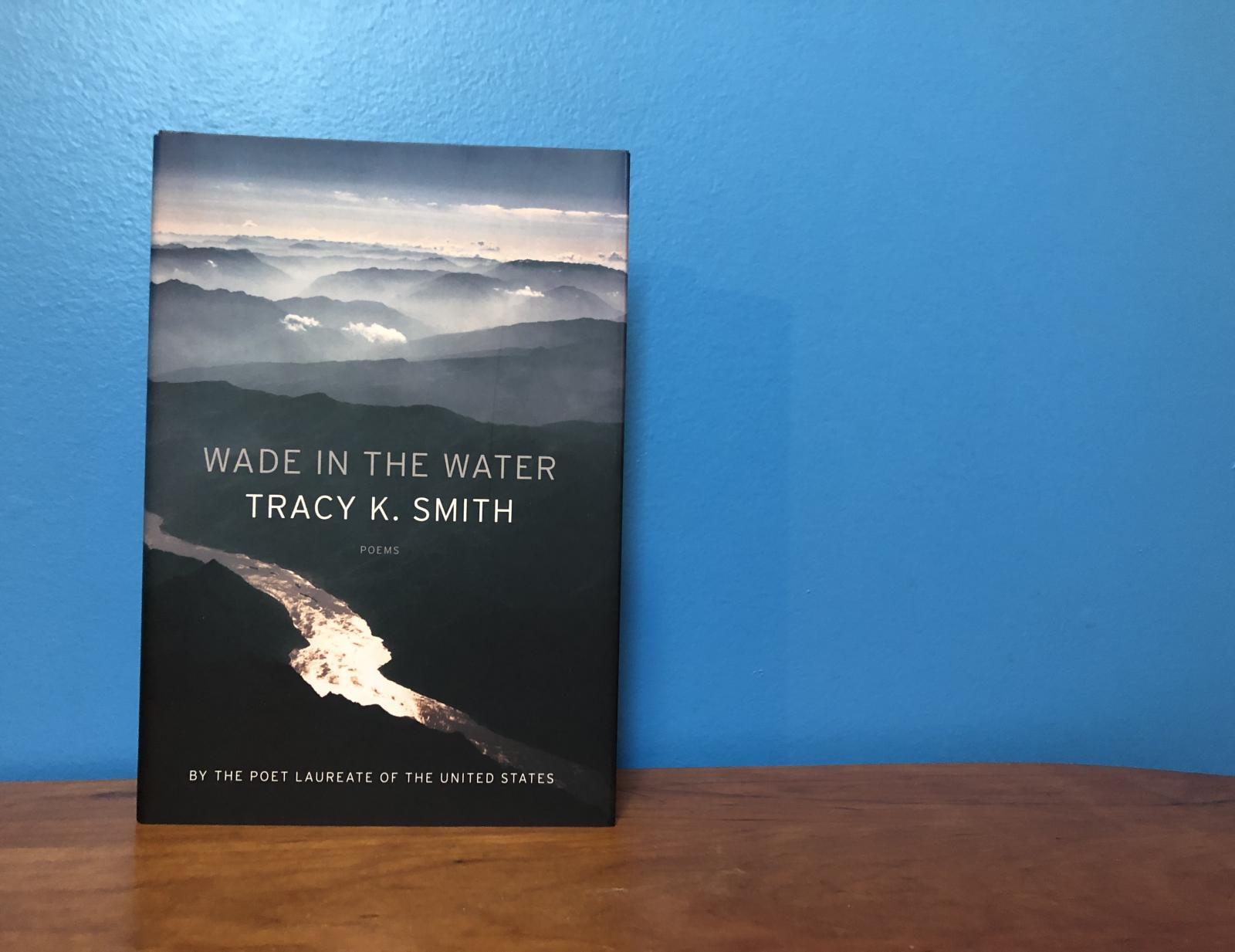 cover of Tracy K. Smith's WADE IN THE WATER