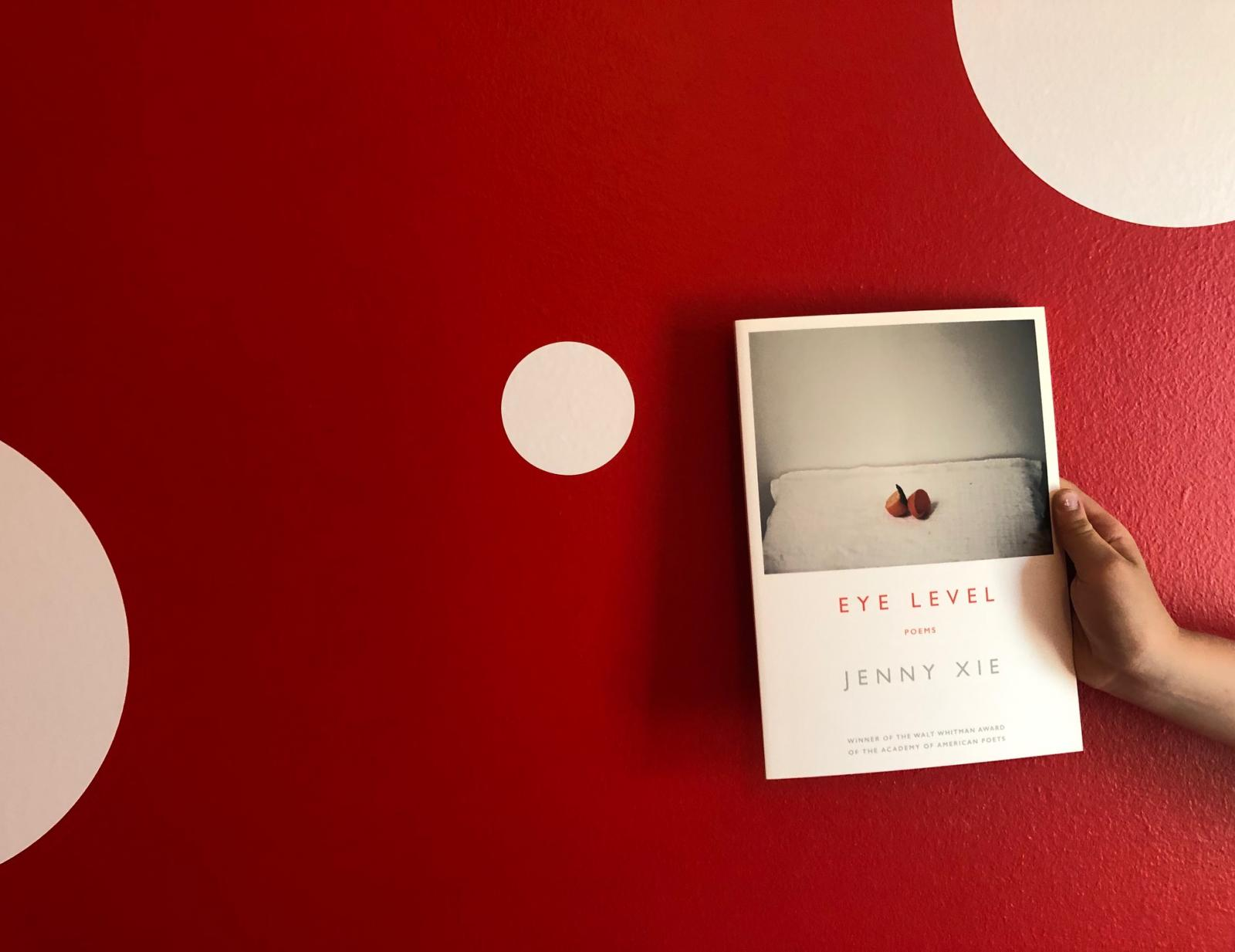 Book cover photo of Eye Level by Jenny Xie