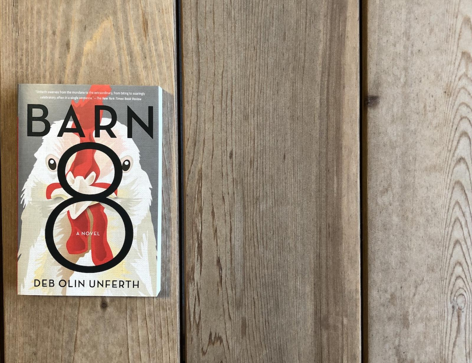Cover of Barn 8