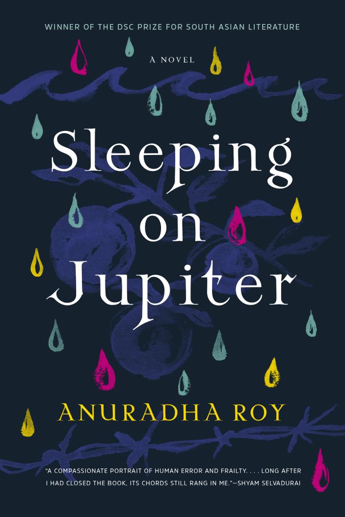 Sleeping On Jupiter Graywolf Press