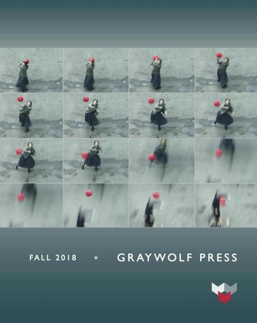 Fall 2018 Graywolf Press Catalog Cover