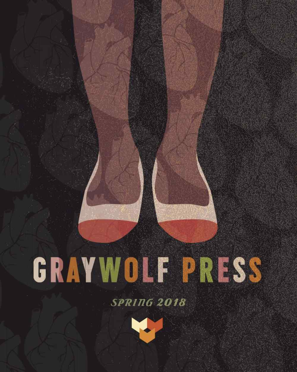 Spring 2018 Graywolf Press Catalog Cover
