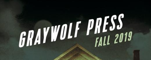 Graywolf Press Fall Catalog crop