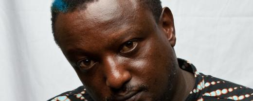Wainaina, Binyavanga (Jerry Riley) crop